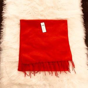 Soft acrylic scarf